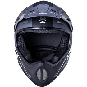 Kali Alpine Carbon Pulse Helm Heren, matt black/white
